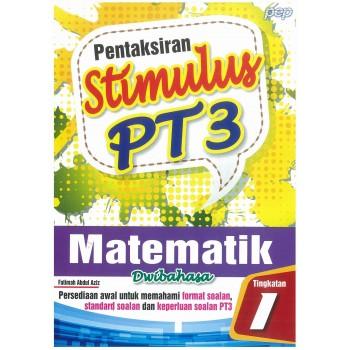 Pentaksiran PT3 Stimulus Matematik Tingkatan 1