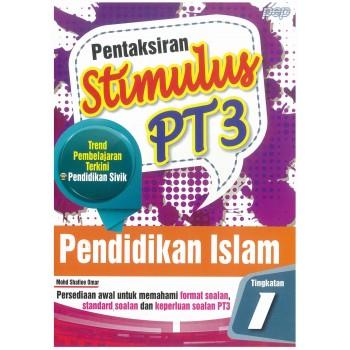Pentaksiran PT3 Stimulus Pendidikan Islam Tingkatan 1