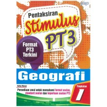 Pentaksiran PT3 Stimulus Geografi Tingkatan 1