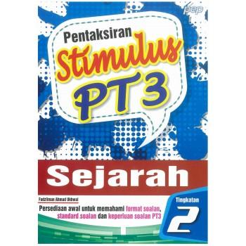 Pentaksiran PT3 Stimulus Sejarah Tingkatan 2