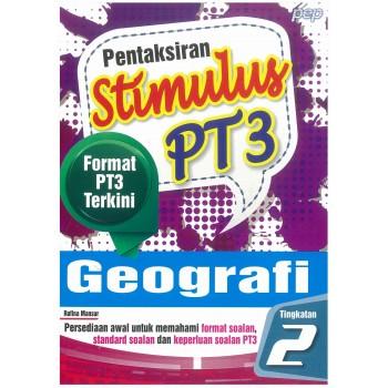 Pentaksiran PT3 Stimulus Geografi Tingkatan 2