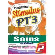 Pentaksiran PT3 Stimulus Sains Tingkatan 2