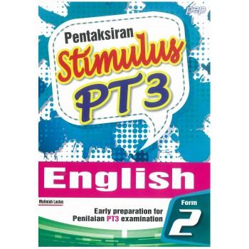 Pentaksiran PT3 Stimulus English Form 2