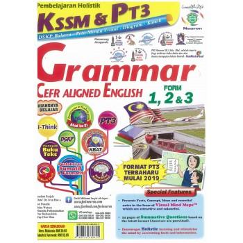 Pembelajaran Holistik KSSM & PT3 Grammar