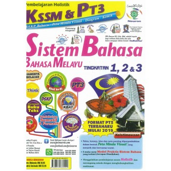 Pembelajaran Holistik KSSM & PT3 Sistem Bahasa