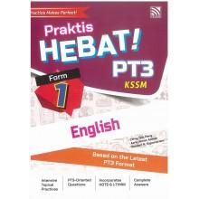 Praktis Hebat PT3 KSSM English Form 1