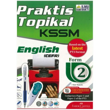 2020 Praktis Topikal KSSM English Form 2