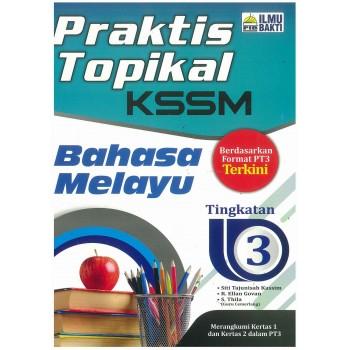 2020 Praktis Topikal KSSM Bahasa Melayu Tingkatan 3