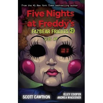 Five Night Freddy #3 Fazbear Frights 1:35 A.M.