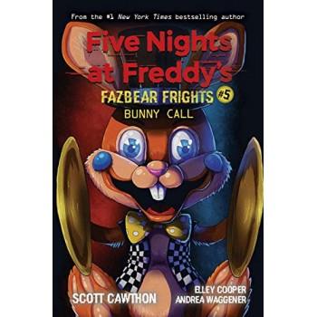 Five Night Freddy #5 Fazbear Frights Bunny Call