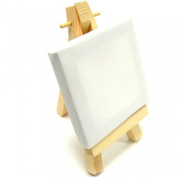 Syamal Mini Canvas Easel Set 7x9cm