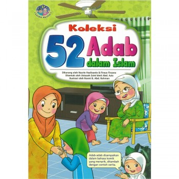 Koleksi 52 Adab dalam Islam