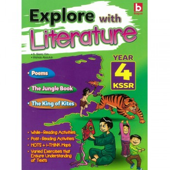 Explore with Literature Year 4 KSSR