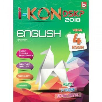 i-KON DSKP 2018 English Year 4 KSSR