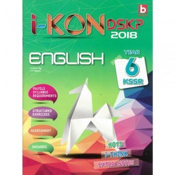 i-KON DSKP 2018 English Year 6 KSSR