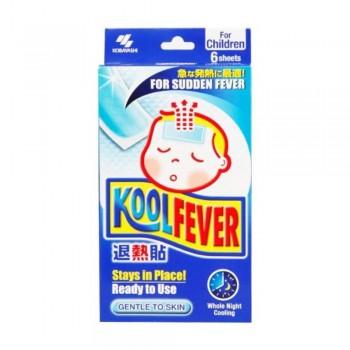 Kool Fever For Children (6 Sheets)
