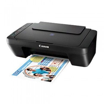 Canon E470 ALL-IN-ONE Inkjet Color Printer