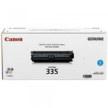 Canon Cartridge 335 Cyan Toner 16.5k