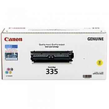 Canon Cartridge 335  Yellow Toner 16.5k