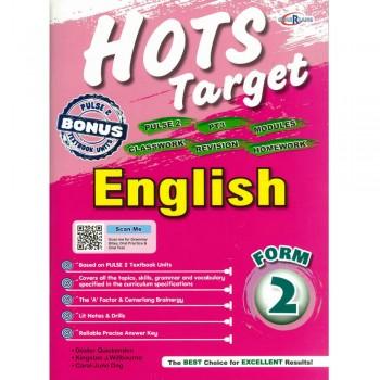 HOTS Target English Form 2