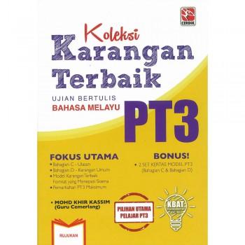 Koleksi Karangan Terbaik PT3 Ujian Bertulis Bahasa Melayu