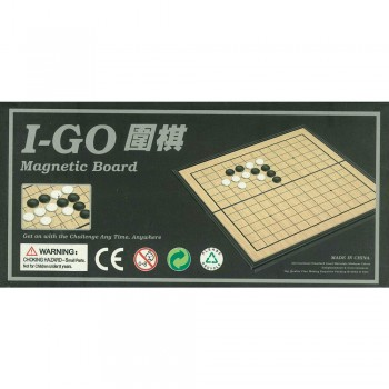 I-GO 围棋 Magnetic Board 169 pcs Small