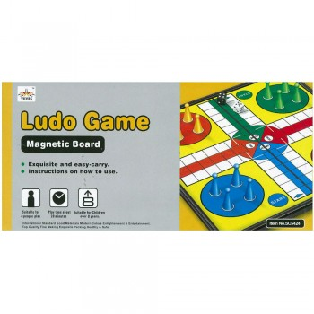 Ludo Game Magnetic Board