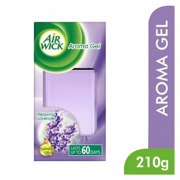 Air Wick Aroma Gel Lavender Air Freshener 210g