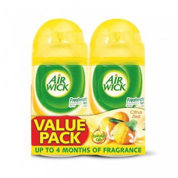 Air Wick Freshmatic Automatic Spray Citrus Refill Twin Pack (2 x 250ml)