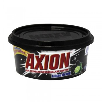 Axion Lime Charcoal Dishwashing Paste 350g