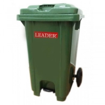 Mobile Garbage Bin with Foot Pedal 80L (Item No : G01-307)