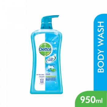 Dettol Shower Gel Cool 950ml