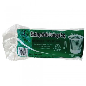 S30 Bio-D Garbage Bag S Size - White