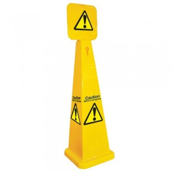 Caution Sign (Small) WORK IN PROGRESS