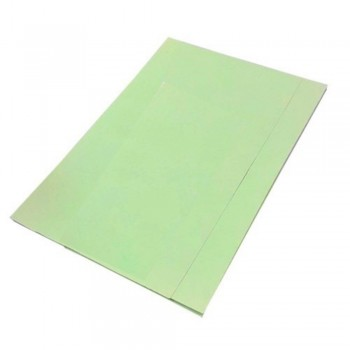 Color Pocket File 230gsm Green