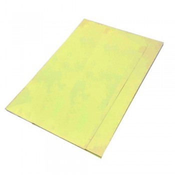 Color Pocket File 230gsm L.Yellow