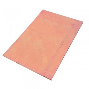 Color Pocket File 230gsm Orange