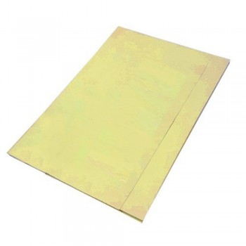 Color Pocket File 230gsm Yellow