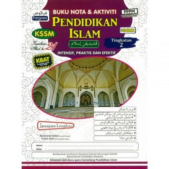 Buku Nota & Aktiviti Pendidikan Islam KSSM Tingkatan 2