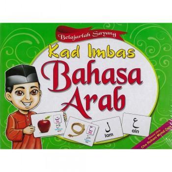 Belajarlah Sayang Kad Imbas Bahasa Arab