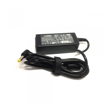 Acer AC Adapter Charger - 30W, 19V 1.58A, F12, 5.5x1.7mm for Acer Aspire One Series (PA-1300-4)