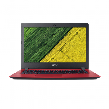 Acer Aspire 3 A314-32-C2VP 14'' HD Laptop - N4000, 4GB DDR4, 500GB, Intel, W10, Red