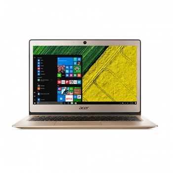 "Acer Swift 5 SF514-52T-80DU 14"" FHD Touchscreen Laptop - i7-8550U, 8GB, 256GB, Intel Share, Finger Print Reader, W10H, 2 Years Warranty, Honey Gold"