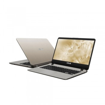 "Asus Vivobook A407M-ABV037T 14"" HD Laptop - Celeron N4000, 4gb ddr4, 500gb hdd, Intel, W10, Gold"