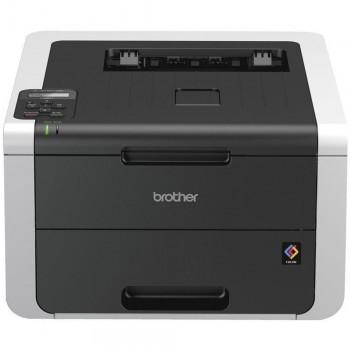 Brother HL-3150CDN - A4/Letter Single Auto-Duplex Network Color LED Printer