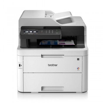 Brother MFC-L3750CDW Wireless Colour LED All-in-One, Duplex USB Mobile Print
