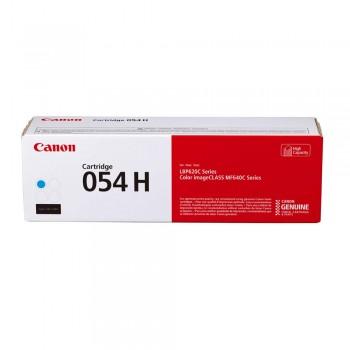 Canon 054H Cyan Toner Cartridge 2.3k