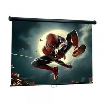 DP Screen Projector Screen - Wall Screen - Matte White - DP-WL-08 - Screen Ratio 8' x 8' - Screen Size 2440 x 2440mm