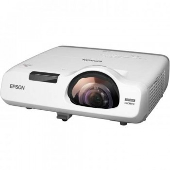 Epson EB-535W Short-throw (WXGA/3400lm) LCD Business Projector (Item No: EPSON EB-535W)