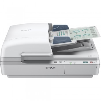 EPSON WORKFORCE DS-6500  Versatile A4 document scanner (Item no: EPSON DS 6500)